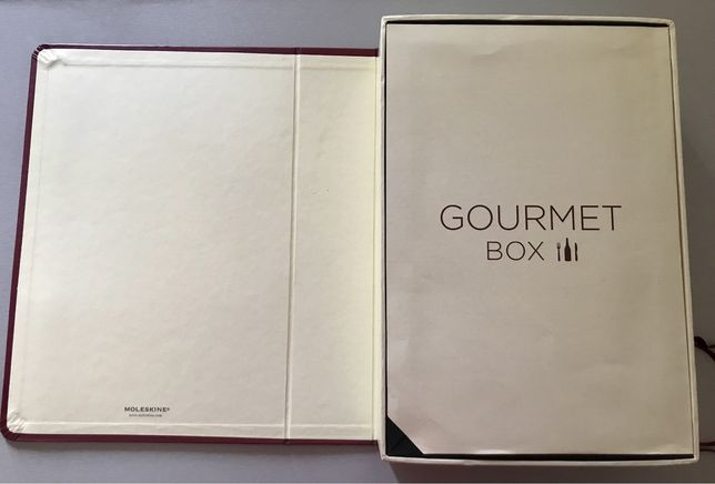 Gourmet Box - Moleskine