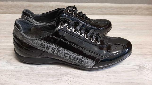 Туфли кроссовки спортивного типа 44 размер мужские