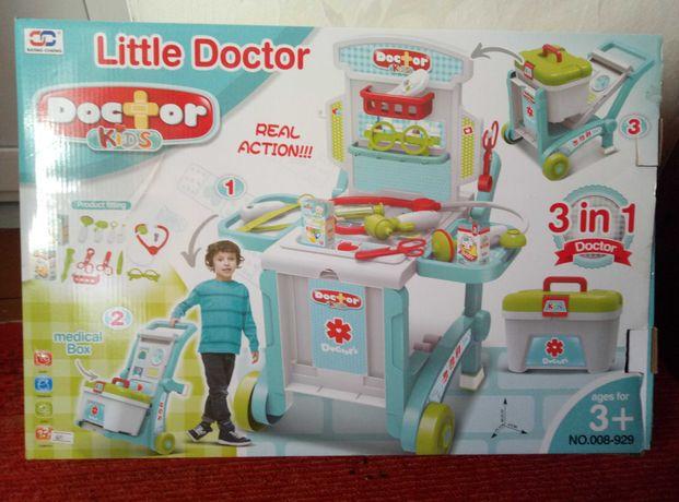 продам игровой набор little doctor
