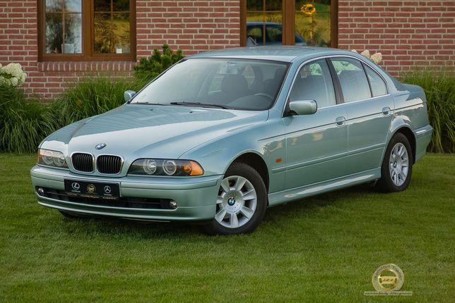 BMW 520i LPG E39