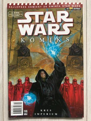 Komiks STAR WARS Kres Imperium