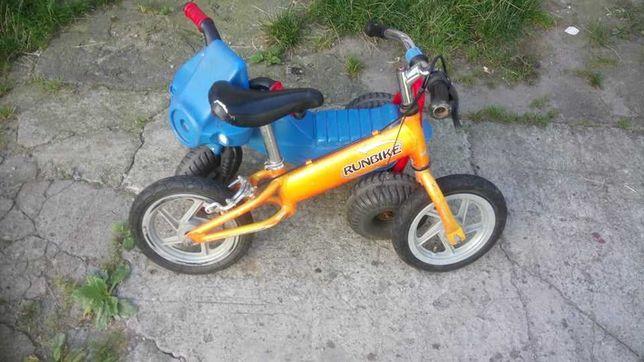 """Rowerek biegowy """"Runbike"""""""
