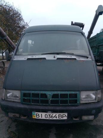 Газель, ГАЗ 270500 ЗНГ, грузопассажир, 2000 г.в.