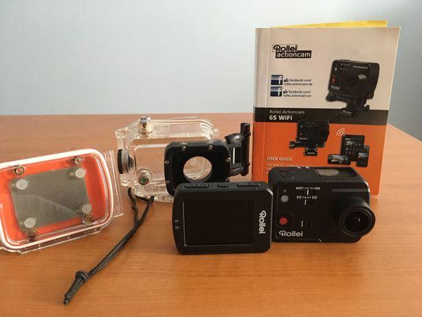 Action Cam / GoPro / Rollei 6s wifi e acessórios