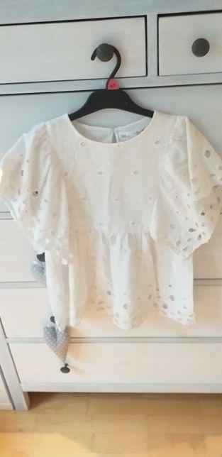 Dziewczeca bluzka Zara roz 134