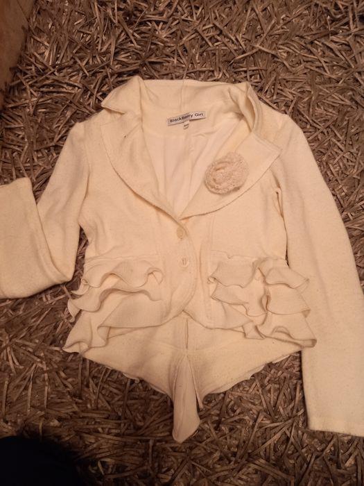 Белый пиджак на девочку Днепр - изображение 1
