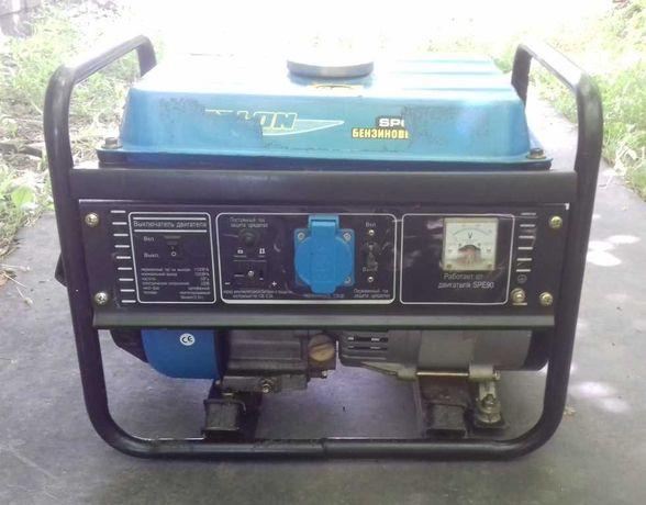 Генератор бензин,газ