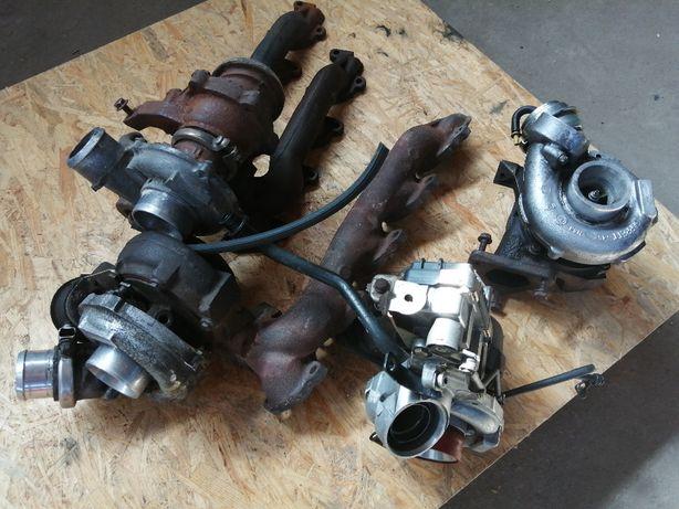 Turbina W211, W203, 210 Vito, Sprinter 2.2 2.7 CDI