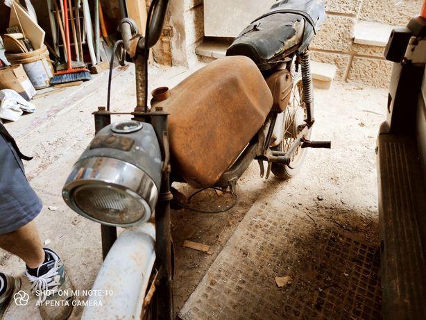 Jawa jawka  prl motocykl podobny do wsk.
