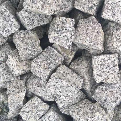 Kostka granitowa 7 ton-33 zł-100kg ogród,podjazd trawnik