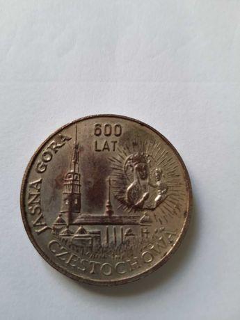 Medal 600 lat Jasna Góra Częstochowa Jan Paweł II