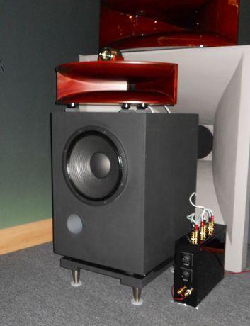 "Colunas ""Lesnikov Acoustics"""