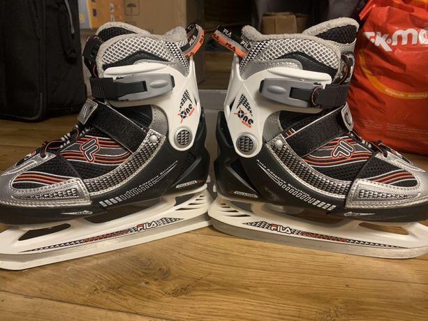 Fila łyżwy regulowane One ice 32-35