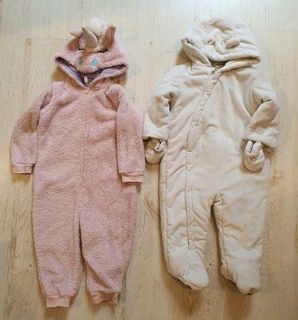 2 Kombinezony na zime/ jesien