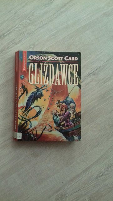 Card Glizdawce. Orson Scott