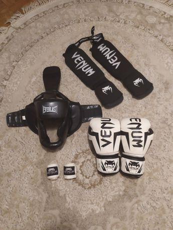 Кик боксерский экип для 10-13 лет