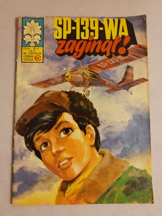 Kapitan Żbik SP 139 WA Zaginął Olsztyn - image 1