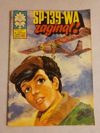 Kapitan Żbik komiks