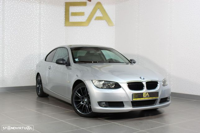BMW 320 D Coupe Nacional