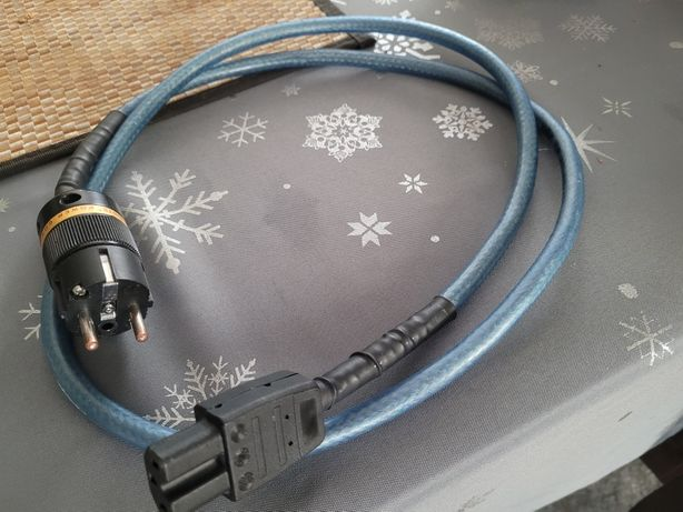 Isotek premier , kabel zasilający plus wtyk viborg źeński gratis