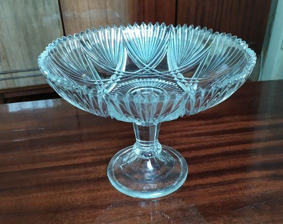 старинный хрусталь ваза начало 20 века