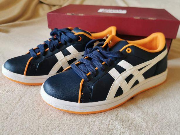 Nowe Asics, sneakersy