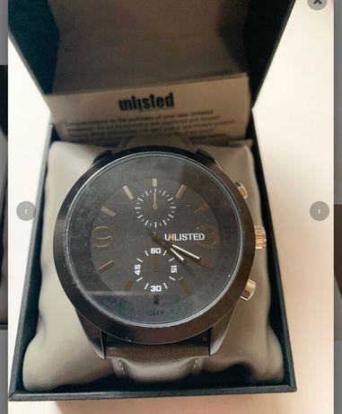 Nowy zegarek unlisted