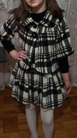 Продам костюм плаття і жакет на дівчинку