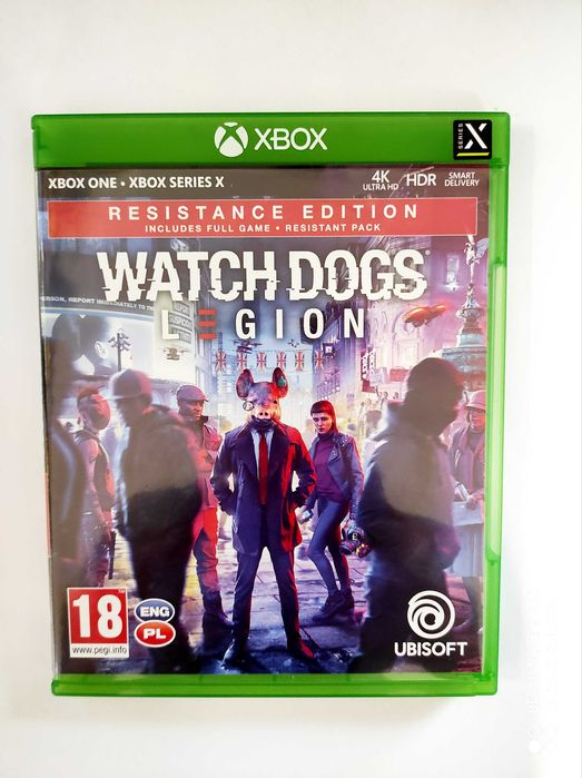 Watch dogs Legion Xbox one Suwałki - image 1