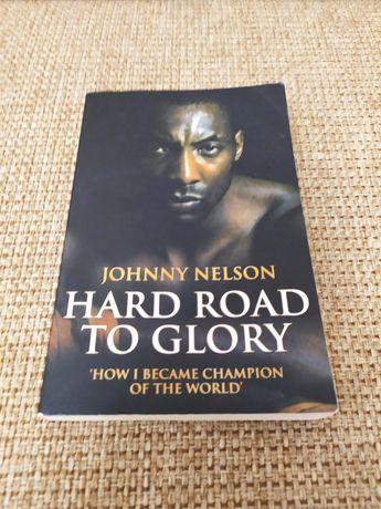 Книга на английском Джонни Нельсон