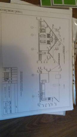 Проект Дома и Макет