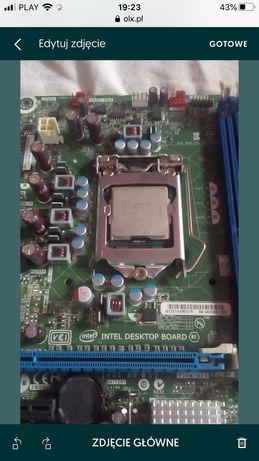 NOWA Płyta główna + I5 3570 INTEL s1155 OC ivy bridge plus procesor