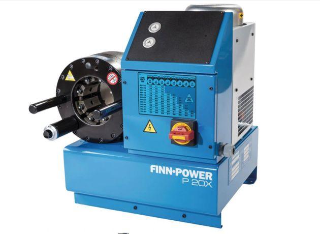 P20X Finn Power zakuwarka