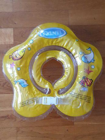 Надувной круг для грудничка для плаванья