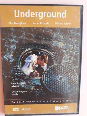 Underground Film DVD Emir Kusturica Dramat Komedia Wojenny