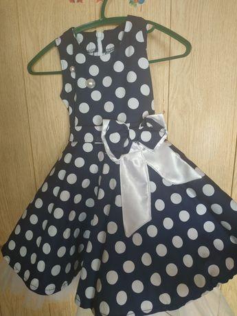 Платье нарядное красивое на девочку
