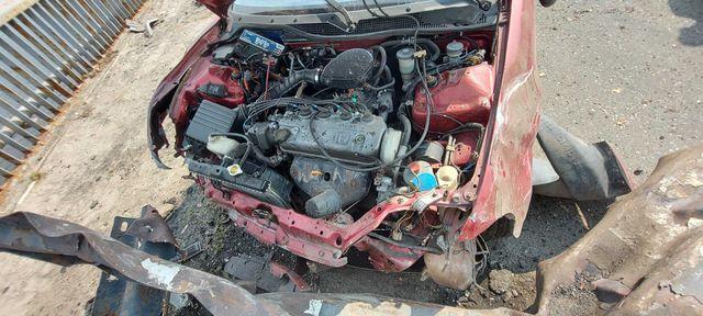 Honda civic Машина после дтп