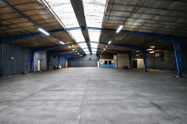 Wynajmę halęmagazynową o powierzchni 950 m2