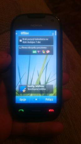 Nokia C7 bardzo dobry stan mało używana