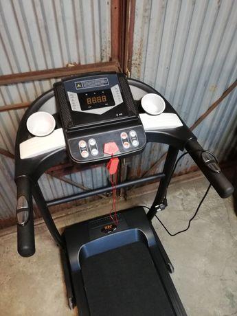 Jak NOWA Praktyczna składana bieżnia elektryczna MP3 Głośniki Polecam!