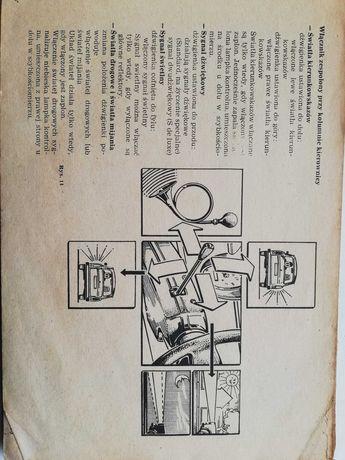 Instrukcja Trabant