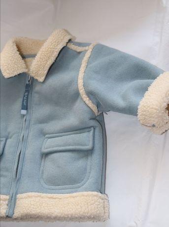 Продам новую детскую курточку/дублёнка