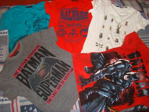 набор футболка шорты George Next TU Matalan M&S F&F