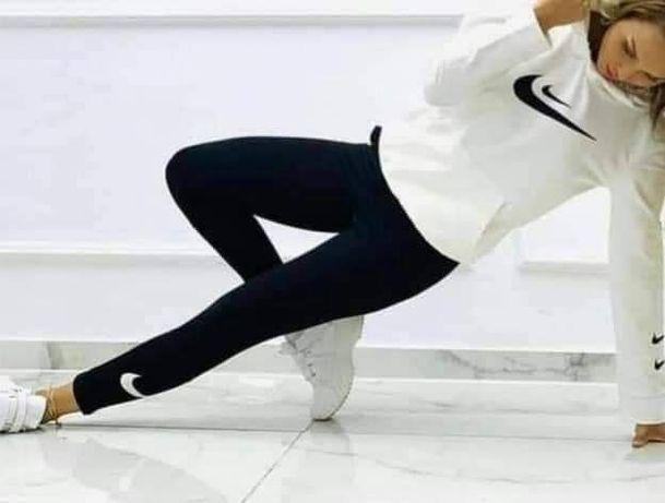 Komplet damski z logo Nike kolory S'-XL!!!