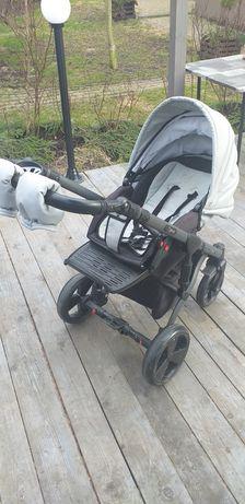 Wózek euforia 2 w 1 AUGUSTÓW 2w1 spacerówka i gondola