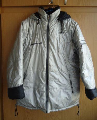 Куртка двухсторонняя р. 50-52 зима