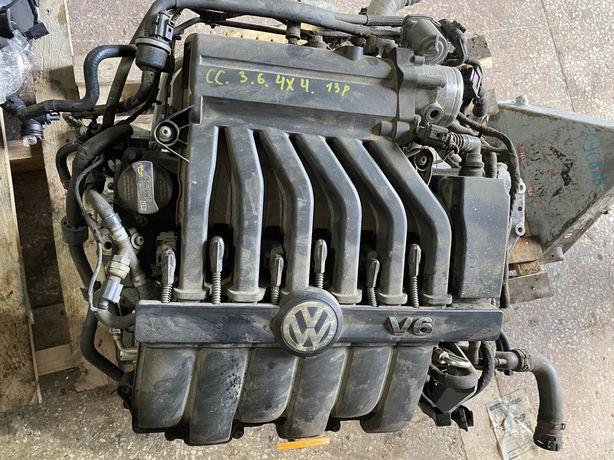 VW Passat B7,CC,Мотор 3.6 маркіровка : CNN