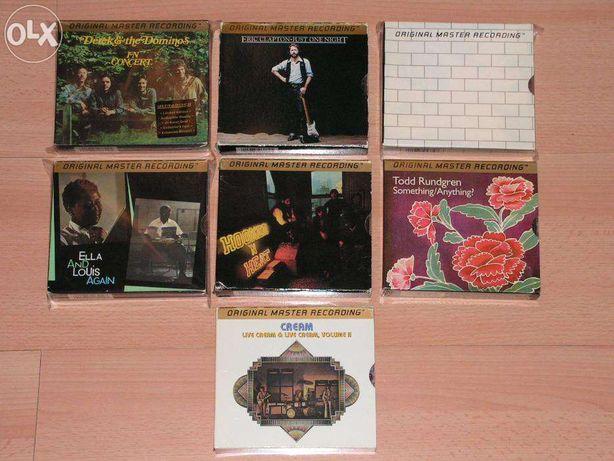 MFSL,DCC,Mastersound,Audio Fidelity płyty cd 24 karat gold - od 160 zł