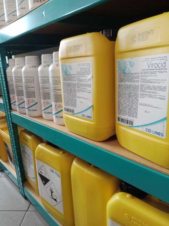 Dezynfekcja w rolnictwie - Virocid 10l. - ASF, Ptasia grypa