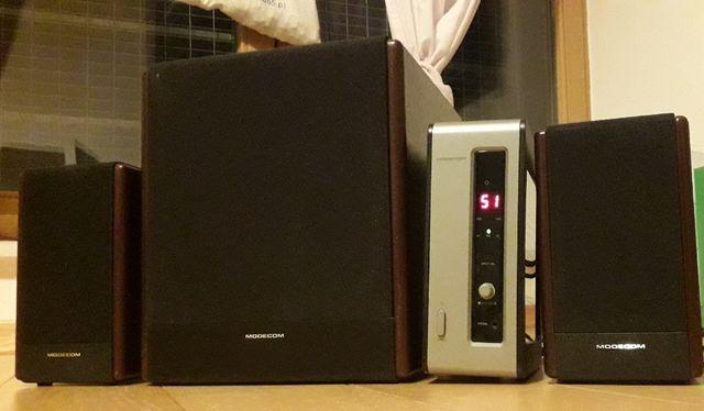 głosniki 2+1 Modecom MC-2150